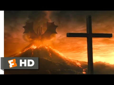 Godzilla: King of the Monsters (2019) - King Ghidorah Scene (5/10)   Movieclips