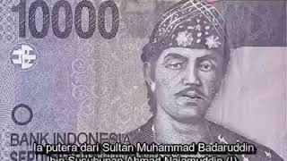 Viral! Uang 10000 berbicara, Kisah Mahmud Badaruddin II