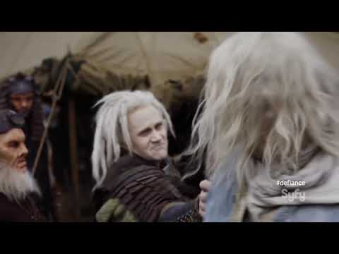 DEFIANCE Inside Episode  My Name Is Datak Tarr and I Have Come to Kill You  SYFY