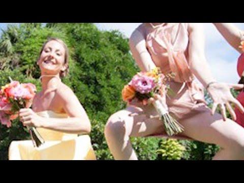 新婚大喜逗樂!新娘姐妹團太驚人了!