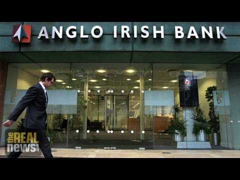 Bailout - Bill Black: Tapes reveal Anglo Irish Bank executives laughed as they manipulated Irish Government into 16 billion dollar bailout the knew they would never repay.
