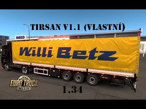 Tirsan Ownable Trailer v1.1