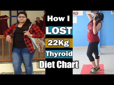 Diet Chart Forthyroid Weight Lose  🔥