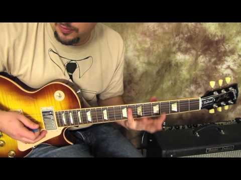 Guitar Lessons – How to play a solo on guitar