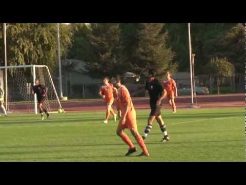 Fresno Pacific vs. Art U in Men's Soccer - Oct. 20, 2012