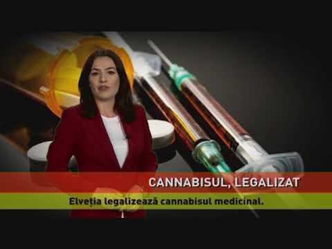 Elveția legalizează cannabisul în scop medical