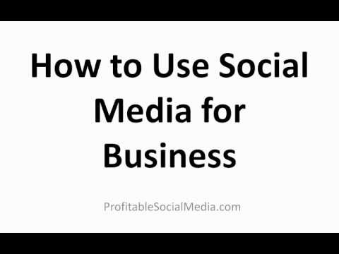 "Warren Whitlock: ""How to Use Social Media for Business"""