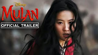 MULAN NEW Official Trailer Streaming Debut (2020) Yifei Liu Action Adventure HD by CinemaBox Trailers