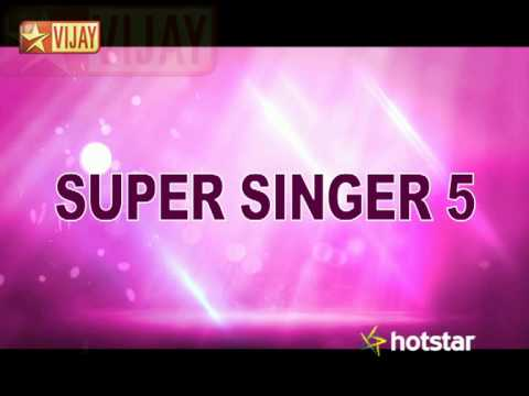 Super Singer 5 Call For Promo   23-04-2015