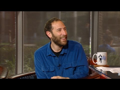"""Comedian Ari Shaffir of Comedy Central's """"This Is Not Happening"""" Joins The RE Show - 3/14/16"""