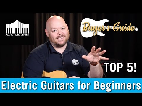 Top 5 Electric Guitars for Beginners – 2019 | Buyer's Guide
