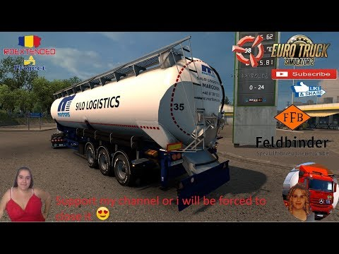 Owned Feldbinder KIP trailer pack v1.1
