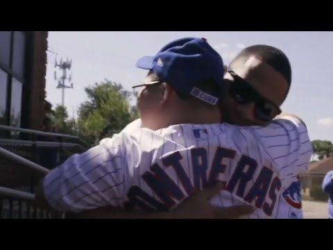 Video: Heartwarming moments between MLB players and kids