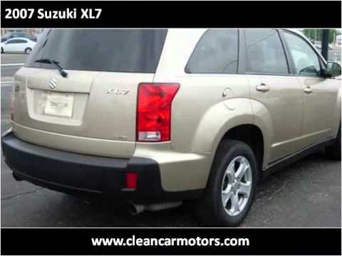 2007 Suzuki XL7 Used Cars Killeen TX