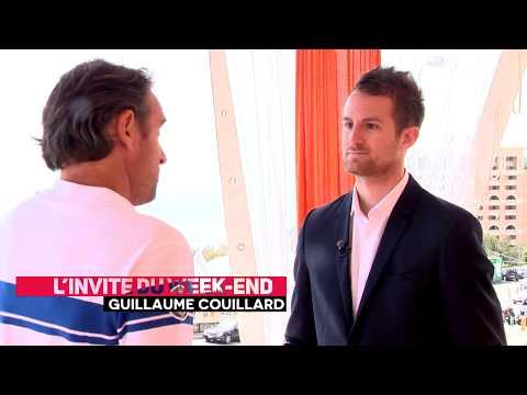 L'invité du week-end : Guillaume Couillard