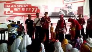 Puncak Perayaan 17 Agustus - SD Khadijah Surabaya