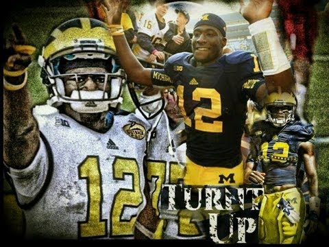 Devin Gardner Started from the Bottom video.