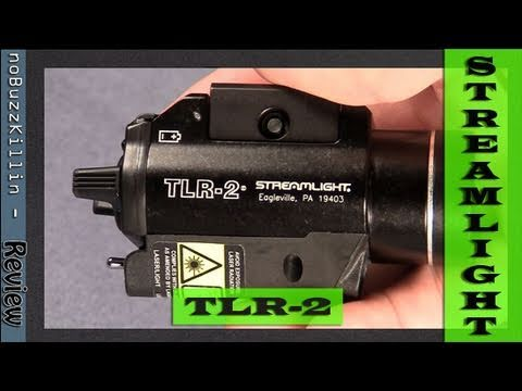 Streamlight - This is my review of the TLR-2 from Streamlight. It is also a comparison video with the TLR-1s and the TLR-3. All music written and performed by noBuzzKillin...