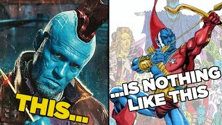 Video 10 MCU Characters That Are Nothing Like The Comics MP3, 3GP, MP4, WEBM, AVI, FLV Mei 2019
