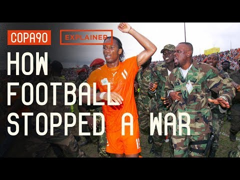 How The World Cup Stopped A War