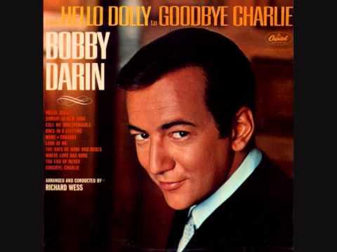 Tekst piosenki Bobby Darin - Goodbye, Charlie po polsku