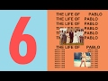 Top 6 Best Songs on The Life of Pablo - Kanye West