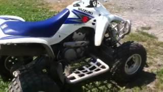 4. 2008 Suzuki Quadsport Z400