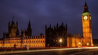 London City Tour at Night