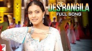 Des Rangila - Full song in HD - Fanaa