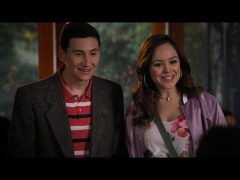 Erica and Geoff Bust Barry on His Valentine's Day Date - The Goldbergs