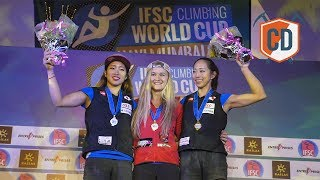 Shauna Coxsey Takes The Championship In India   Climbing Daily Ep.955 by EpicTV Climbing Daily