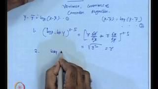 Mod-01 Lec-05 Bivariate Econometric Modelling (Contd.)