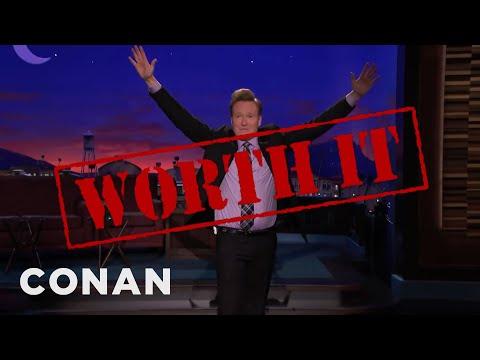 Conan Jokes About Trump's Penis & Richard Gere's Butt  - CONAN on TBS - Thời lượng: 7 phút, 10 giây.