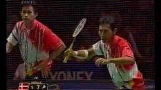 Video Badminton World Championship 2003 MD Final [4/8] MP3, 3GP, MP4, WEBM, AVI, FLV Februari 2018