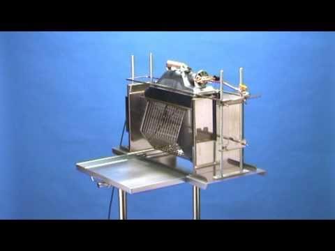 Barbecue a gas innovativo - Modello FANTASIA Idea Ferro