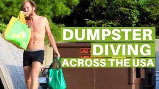 Dumpster Diving Across America - VidInfo
