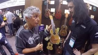 Video New Martin Guitars with Diane Ponzio at NAMM 2017 MP3, 3GP, MP4, WEBM, AVI, FLV November 2018