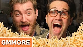 Eating 900 French Fries