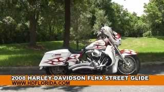 10. Used 2008 Harley Davidson Street Glide Motorcycles for sale *
