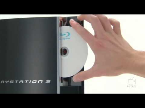 Playstation 3 - Wall-E BluRay (NL) (2008) TV Spot