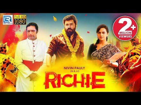 Richie (2018) New Released Full Hindi Dubbed Movie   Nivin Pauly, Natarajan, Shraddha Srinath
