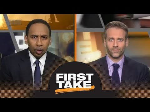 Stephen A. and Max react to Celtics defeating Cavaliers in Game 1 | First Take | ESPN