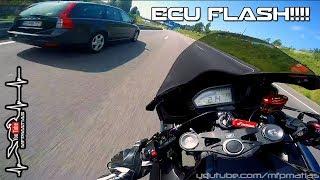 6. HONDA CBR 1000 RR   FULL THROTTLE   ECU FLASH !!