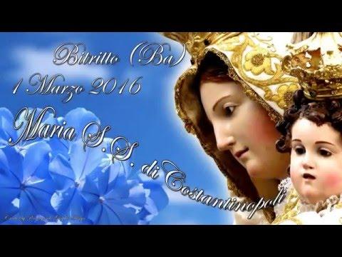 BITRITTO (Bari) - BRUSCELLA R. & PELLICANI R. (2016)