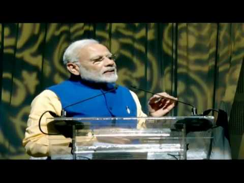 PM's Speech at Indian Community Event in Israel
