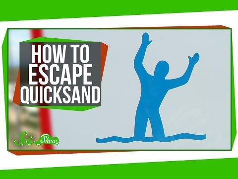 Jak uniknout tekoucímu písku?