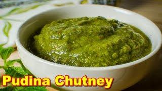 Pudina (Mint) Chutney Recipe for Dosa/Idli in Tamil