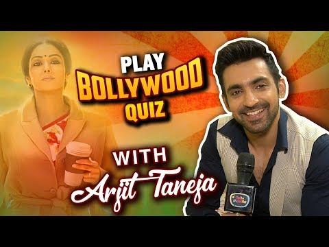 Play Bollywood Quiz With Arjit Taneja