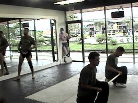 Muay Thai Instructor Fail