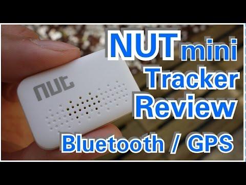 NUT mini Tracker-Localizador Bluetooth/GPS-Gadget ideal para não perderes os teus objectos!PORTUGUÊS